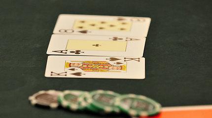 Lietuvos sportinio pokerio federacija šį savaitgalį pradeda 9 sezoną