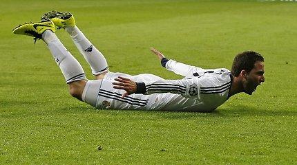 """Čempionų lyga: """"Real"""" 3:0 palaužė """"Galatasaray"""", """"Malaga"""" ir """"Borussia"""" sužaidė lygiosiomis"""