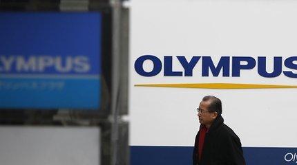 """""""Olympus"""" išpirks savo akcijas iš """"Sony"""" už 760 mln. JAV dolerių"""