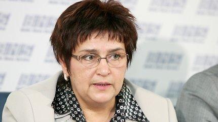 Žmogaus teisių šauklio apdovanojimas paskirtas sutrikusio intelekto žmonių gynėjai Danai Migaliovai