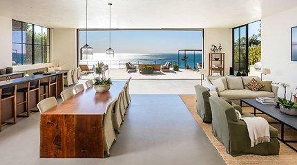 Robbie Williamsas už 21 mln. dolerių nusipirko vilą Malibu
