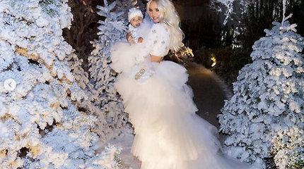Kardashianų Kalėdų vakarėlis