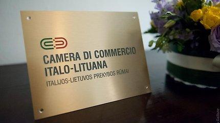 Romoje veiklą pradėjo Italijos-Lietuvos prekybos rūmai