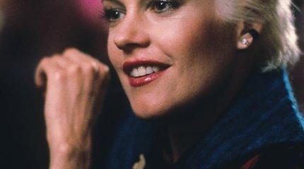 Kaip šiandien atrodo auksinės XX amžiaus merginos: Melanie Griffith