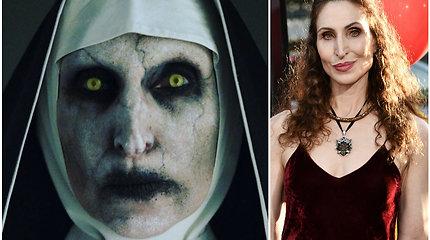 Kaip siaubo filmų aktoriai atrodo be grimo