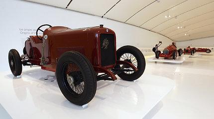 """""""Alfa Romeo"""" automobiliai"""