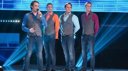 """Pristatomajame """"Eurovizijos"""" koncerte pasirodė pirmieji nacionalinės atrankos dalyviai"""