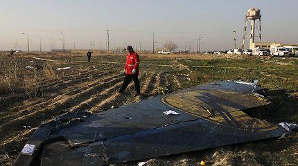 Iranas prisipažino: per klaidą raketa numušė Ukrainos lėktuvą, kuriuo skrido 176 žmonės