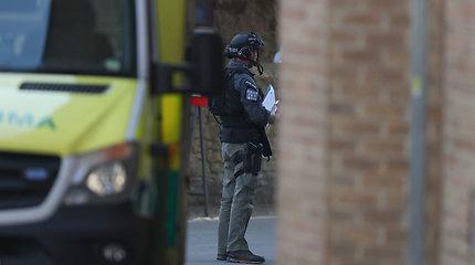 Oksfordo centre policija susišaudė su ginkluotu asmeniu