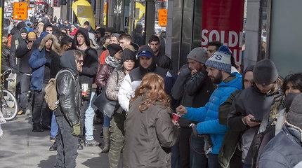 Kanada marihuanos pritrūko jau pirmą jos legalizavimo dieną