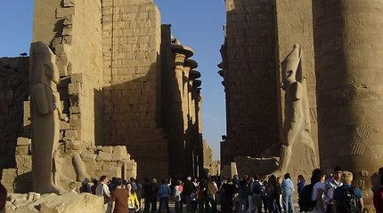 Deja vu Egipte: vėl kylantis sukilimas – nerimas ir turistams, ir kelionių organizatoriams