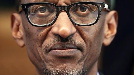 """Ruanda uždraudė politikus """"žeminančius"""" komiksus"""