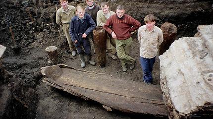 Archeologas Linas Girlevičius senąjį Vilnių regi kaip miestą tvirtovę