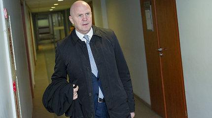 Vilniaus apylinkės teisme toliau nagrinėjama Ernesto Butrimo byla