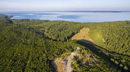 Kuršių nerijos nacionalinio parko vertybės