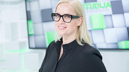 15min studijoje naują dainą pristato aktorė I.Jankauskaitė