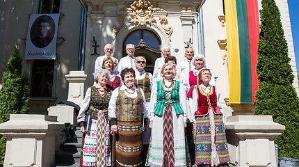 Lituanistinų institutų  literatūrinė protesto akcija ir spaudos konferencija