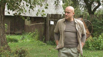 """Serialo """"Namai, kur širdis"""" aktorius Ramūnas Šimukauskas: """"Tokio klastingo personažo dar nesu kūręs"""""""