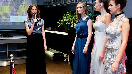 """Gražuolių agentūra """"Modilina"""" 15-ąjį gimtadienį atšventė madingai – su modeliais ir dizaineriais"""
