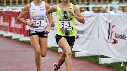 Gintarė Venčkauskaitė ir Justinas Kinderis iškovojo bronzą