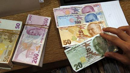 Turkija uždraus užsienio valiuta nuomoti ir parduoti NT