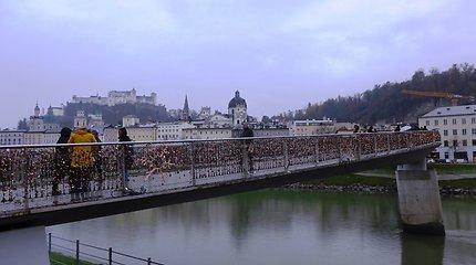 Kalėdinio Zalcburgo magija