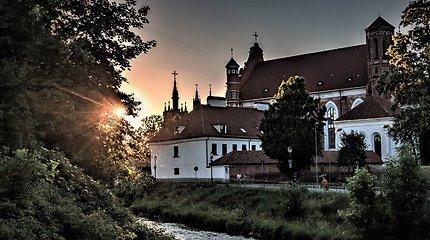 Gamtos oazė per vasaros karščius – Bernardinų sodas Vilniuje