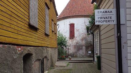 Apsilankymas Pernu, Estijoje