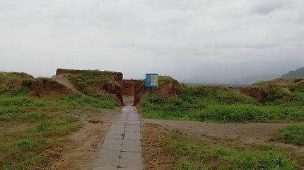 Kelionė Turkmėnistane