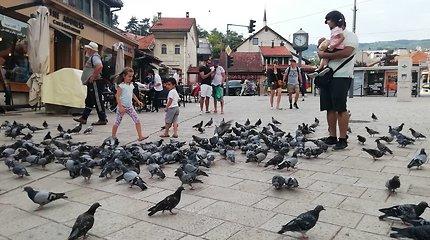 Kelionė per Bosniją ir Hercogoviną