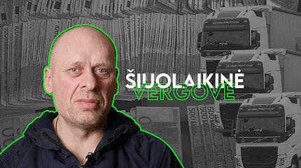 """""""Mes vergai su automobilių numeriais"""": jaudinantys ukrainiečių pasakojimai apie nesiskaitymą darbe, tikina negavę beveik 40 tūkst. grynais (1 dalis)"""