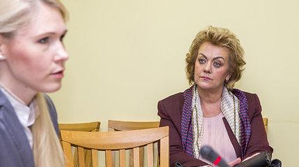 Seimo NSGK apklausiama I.Rozova pasakojo apie susitikimus su Rusijos diplomatais, konsultacijas dėl sūnaus