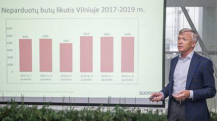 """""""Hanner"""" vadovas A.Avulis: šeima su vidutinėmis pajamos šiandien gali įsigyti butą Vilniaus centre"""