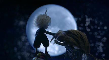 """Pamatykite Europos animacijos apdovanojimuose nominuotą filmą """"Paskutinė stotelė – Mėnulis"""""""