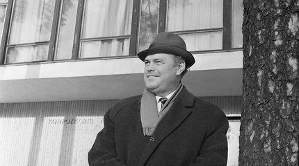 """Nacionalinėje dailės galerijoje atidaroma paroda""""Eduardas Balsys (1919–1984). Apie meistriškumą"""""""