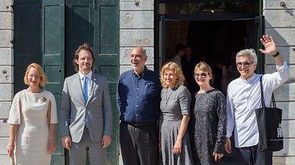 Lietuvos paviljono Venecijos architektūros bienalėje atidarymas