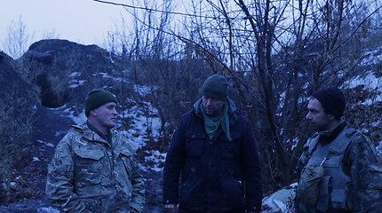 """""""Blue/Yellow"""" pagalba Ukrainos kariams"""