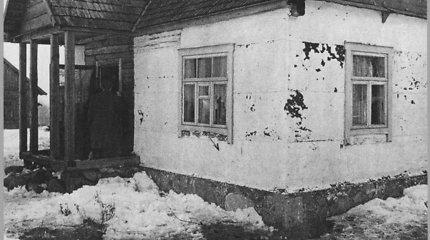 Siekiama išpirkti namą partizano A.Kraujelio muziejui