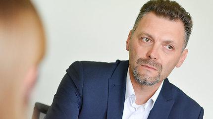 Vyriausiasis Vilniaus planuotojas M.Vaivada: garsiausi tie, kuriems kas nors nepatinka