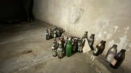 Po Profsąjungų rūmais rastas bunkeris