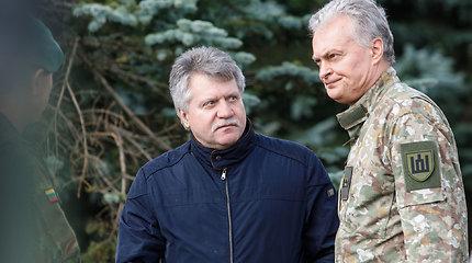 J.V.Žukas apie Lietuvos karių pasilikimą Irake: savarankiškai turbūt neturėtume spręsti