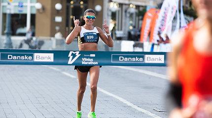 """""""Danske Bank Vilniaus maratonas"""" 2020 antroji diena"""