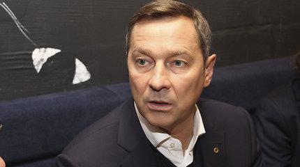 """A.Zuokas: """"MG Baltic"""" įtaka kuriant Liberalų sąjūdį partijos viduje nebuvo paslaptis"""