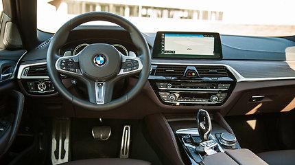 Vagys Vilniuje vėl smogė BMW savininkams – vien iš GT-5 išplėšta 15 000 vertės detalių