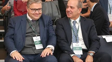 Lietuvos banko organizuota Ekonomikos konferencija