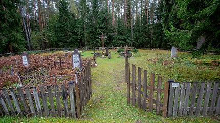 Kapinės, kuriose iki šiol aukojama protėviams ir dievams