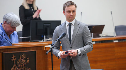 Vilniaus miesto savivaldybės tarybos narių priesaika