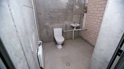 Ar reikalingas projektas ir leidimas norint savo bute įsirengti papildomą sanitarinį mazgą?