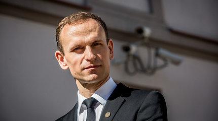 Teisėjas Tomas Blinstrubis