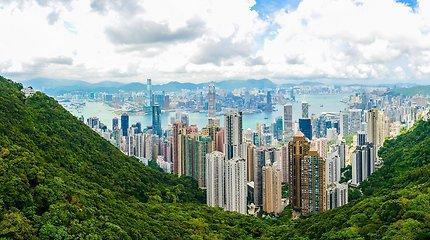 Egzotiškasis Honkongas: 4 Eur – ir taksi, ir kojinės, ir bokalas alaus